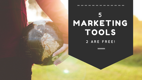 5 Marketing Tools for Tour and Activity Operators (2 of Them are Free!)