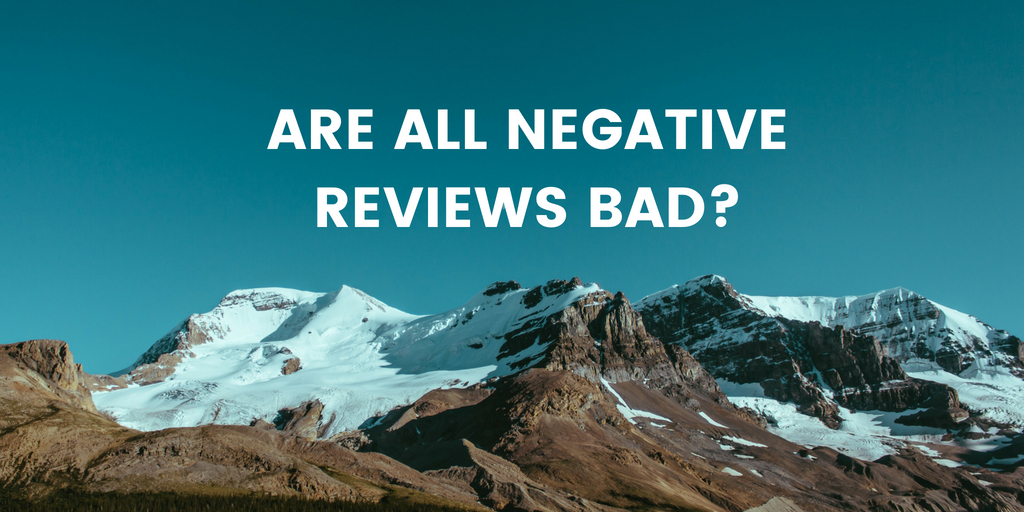 Negative Travel Reviews: Why They Aren't Necessarily Bad