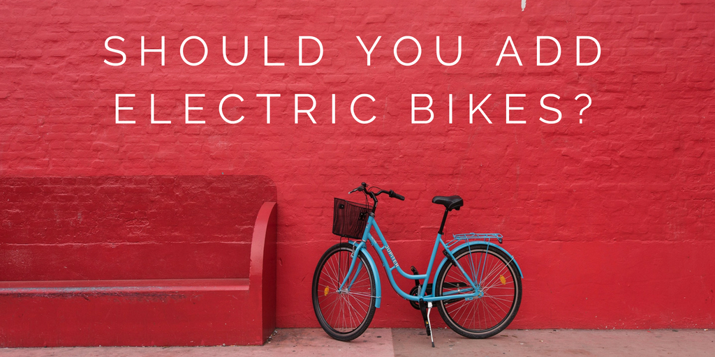 How to Build an Electric Bike Rental Business