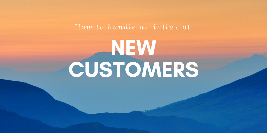 How to Handle an Influx of New Customers to Your Tour Business