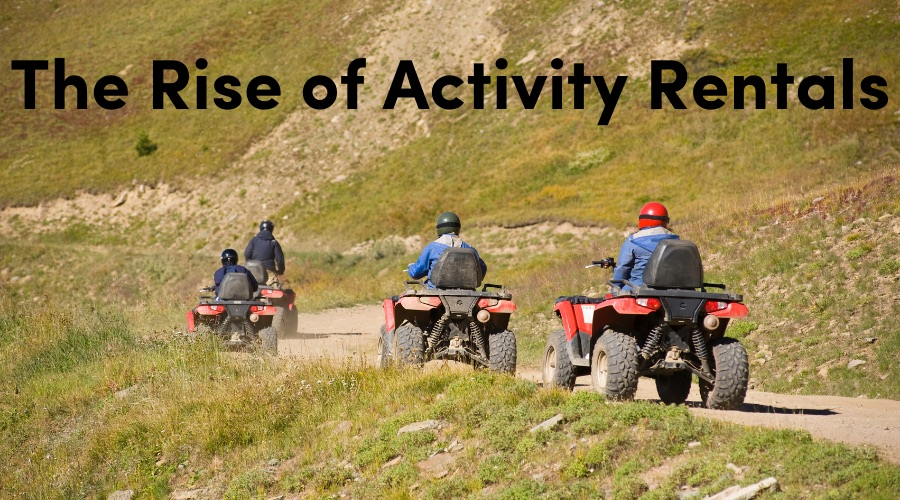 The Activity Rental Revolution: Are You Keeping Up with the Business Boom?
