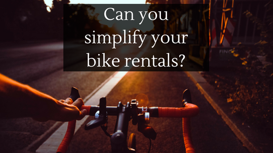 3 Tricks to Simplify Your Bike Rental Options