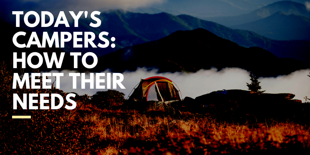 How to Meet the Needs of Today's Campers | Peek Pro