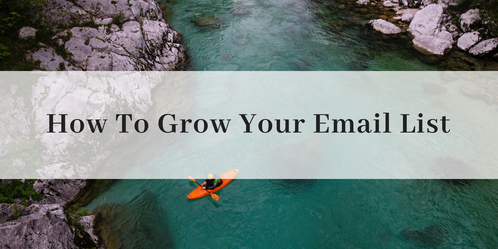 How to Grow Your Email List: A Guide for Tour and Activity Businesses