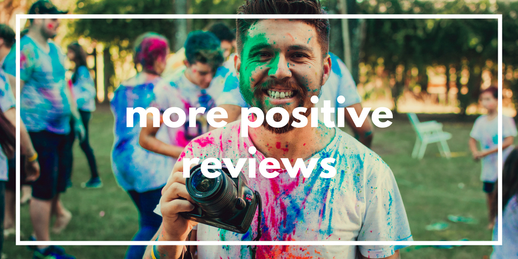 10 Ways to Increase Positive Reviews