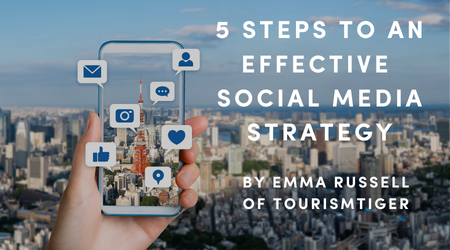 5 Steps to an Effective Social Media Marketing Strategy