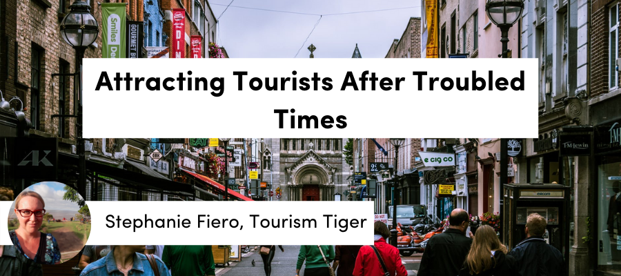 Guest Blog: Stephanie Fiero, Tourism Tiger