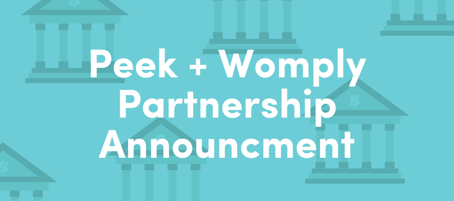 Peek + Womply Partnership Announcement