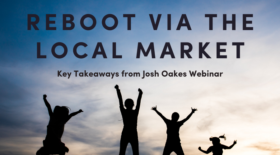 Reboot Your Tour Business via the Local Market