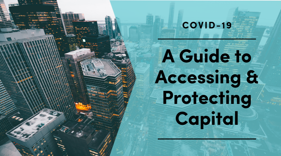 COVID-19: A Guide to Accessing and Protecting Capital